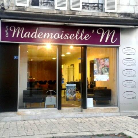 Mademoiselle M - Coiffeuse à Bourges