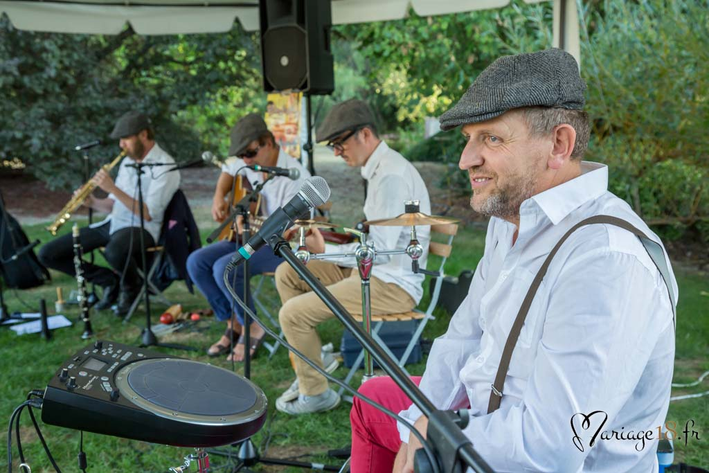 groupe musique musiciens mariage ambiance 18 pas Cher organisation