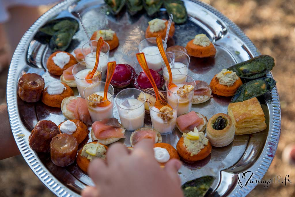 mariage canapes verrines toast amuses bouches cocktail ceremonie vin d honneur 18 cher88